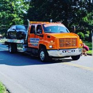 car towing services Huntersville, NC