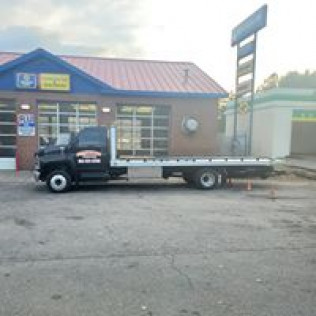heavy duty towing services Huntersville, NC