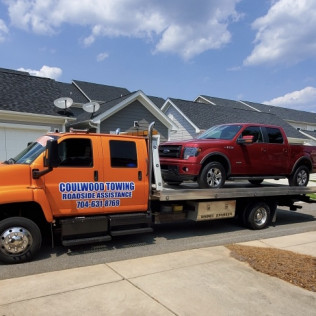 gas delivery service Huntersville, NC