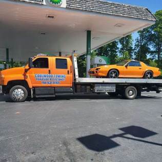 heavy duty towing services charlotte nc