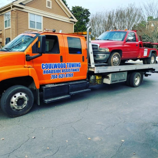 car towing services charlotte nc
